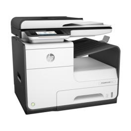 Impresora Hp Multifuncional Color Pro 477dw