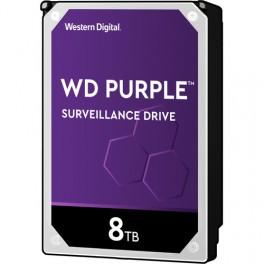 Disco Duro Western Digital Red 8TB Purple HD