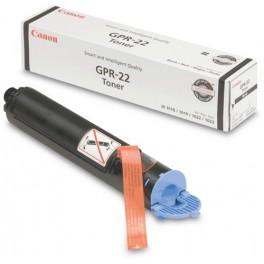 Toner Canon GPR22 Negro
