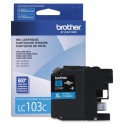 Cartucho de Tinta Brother LC103 Cian
