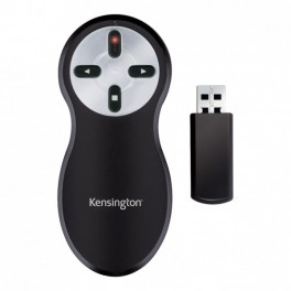 Control Remoto Wireless Laser Negro Kensington