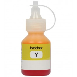 Tinta Brother Botella Amarillo BT5001Y