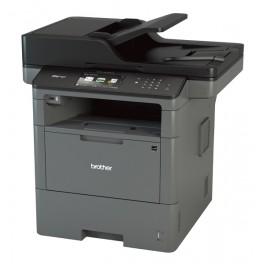 Impresora Brother Multifuncional Laser Mono MFCL6700DW