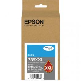 Tinta Epson T788XXL220 Cian