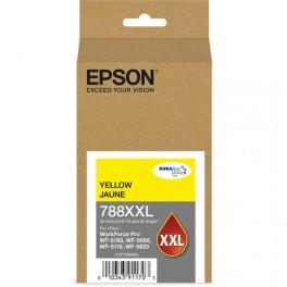 Tinta Epson T788XXL420 Amarillo