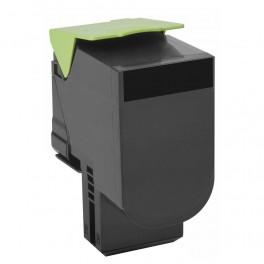 Toner 80C8SK0 Negro Lexmark