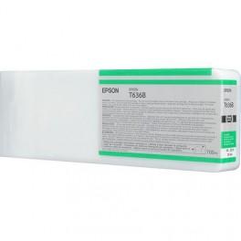 Cartridge Plotter Epson T636B00 Green