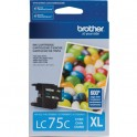 Cartucho de Tinta Brother LC75 Cian