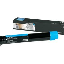 Toner X950X2CG Cian Lexmark