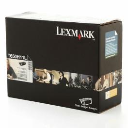 Toner T650H11L Negro Lexmark