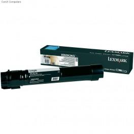 Toner X950X2KG Negro Lexmark