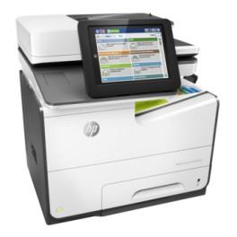 Impresora PageWide Color Hp MFP 586DN