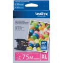 Cartucho de Tinta Brother LC75 Magenta