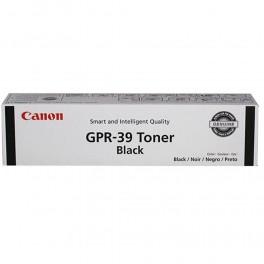 Toner Canon GPR-39 BK  Negro