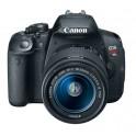Canon Eos Rebel T5i 18mp /Lente EF-S 18-55mm is STM