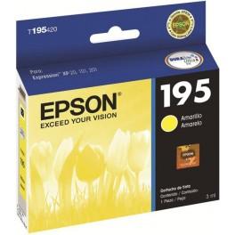 Cartucho de Tinta Epson T195420-AL Amarillo