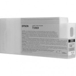 Cartucho de Tinta Epson T596900 Negro Light Light 350ml