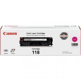 Toner Canon 118 Magenta